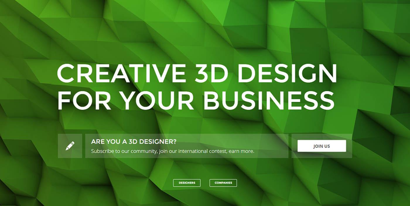 3D Designer